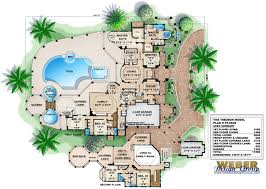 Home Floor Plans Mediterranean Mediterranean Floor Plan Tiburon Floor Plan Like This I U0027d