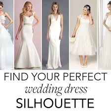 quiz alert which wedding dress silhouette is right for you brides