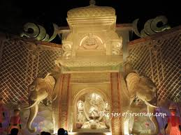 Decoration For Puja At Home by Durga Puja Celebration Of Bringing Godess On Earth The Joy Of