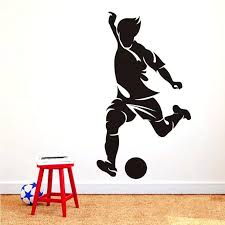 articles with horse wall decals canada tag horse wall mural soccer wall decoration ideas soccer themed wall decor metal soccer wall decor left foot striker football