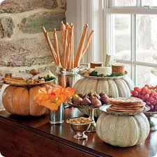 on the v side thanksgiving table inspiration