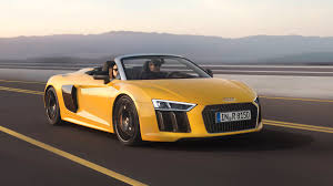 Audi R8 V10 - 2017 audi r8 v10 spyder review on father u0027s and wedding days