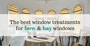 window treatment for bay windows the best window treatments for bow and bay windows decorview
