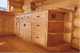 küche kiefer abenteuer reisen yukon baut ein blockhaus in kanada yukon