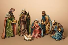 Outdoor Christmas Nativity Decorations Sale by Decorating Pewter Nativity Set Christmas Creche Nativity Sets