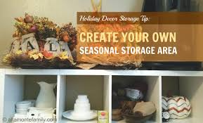 how to organize your fall decorations ahead of time altamonte family