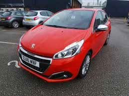 peugeot pay monthly cars used peugeot 208 cars for sale used peugeot 208 offers and deals