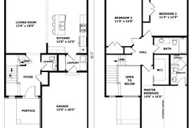 two story house floor plans 21 unique two story house floor plans architectural designs