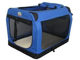 Dog Crate Covers Go Pet Club Travel Pet Crate U0026 Reviews Wayfair