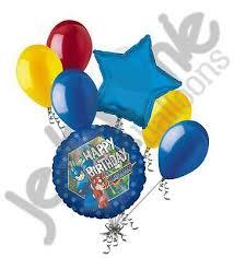 birthday balloons for men megaman happy birthday balloon bouquet balloon bouquet happy