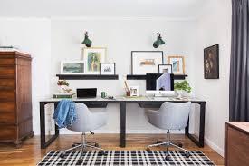 custom framing for our home office with framebridge emily henderson