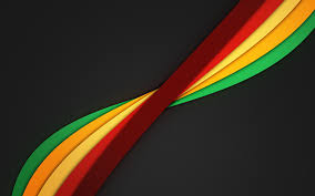 Color Spectrum Simplywallpapers Com Clean Color Spectrum Dark Background