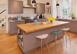 d馗oration de cuisine moderne cuisine equipee gris anthracite 10 cuisine moderne en bois modele