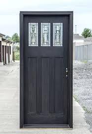 Exterior Wooden Doors For Sale Steel Doors For Sale Extraordinary Exterior Wooden Floor Black