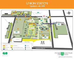 Chicago Trains Map by Map Of Union Station Chicago My Blog