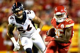 kansas city chiefs healthy halloween shane ray loves broncos u0027 addition of jamaal charles but in kc