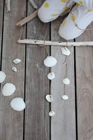 diy seashell mobiles babyccino kids daily tips children u0027s