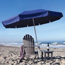Treasure Garden Patio Umbrellas by Amazon Com Treasure Garden 7 5 Ft Beach Umbrella Patio
