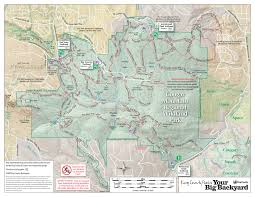 Renton Washington Map by Cougar Mountain Park Trail Map Cougar Mountain Regional Wildland