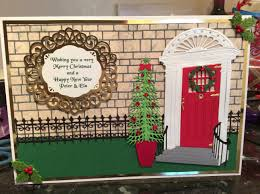 tattered lace art deco doorway and sue wilson dies used to make