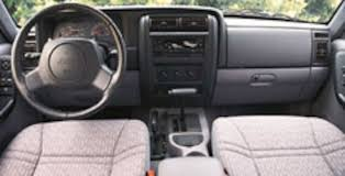 2001 Jeep Cherokee Sport Interior 1997 Jeep Cherokee Suv Road Test Motor Trend