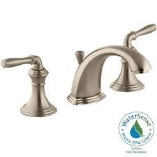 Bathroom Faucet Ideas Colors Kohler Devonshire 8 In Widespread 2 Handle Low Arc Bathroom