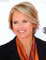 hairstyles of katie couric katie couric with short hair for a professional look