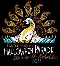 halloween city nyc village halloween parade tee design the i of the beholder 2011
