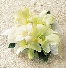 white corsages for prom atlanta prom flowers carithers flowers