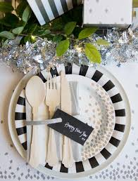 black tie party favors paper plates black tie 12pc shop unique and decorative party