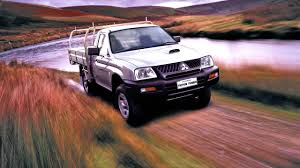 mitsubishi triton glx single cab chassis au spec mk u00272004 u201306 youtube