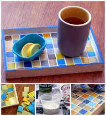 Mosaic Tile Ideas by Craftionary