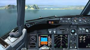 easyjet 737 landing at gibraltar airport lxgb fsx youtube