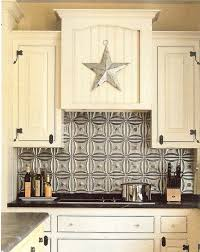 faux tin kitchen backsplash backsplash ideas glamorous faux metal backsplash tiles faux