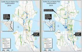 Seattle City Limits Map by How Portland U0027s Neighborhood Greenways Evolved Sightline Institute