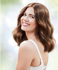 mandy moore hair trends natural color growing out bangs