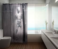 Mens Shower Curtains In Carbonite Shower Curtain