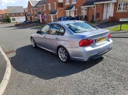 2009 bmw 320d msport 6 speed manual service history excellent