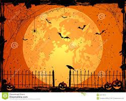 halloween background graphics halloween background with moon stock image image 33274041
