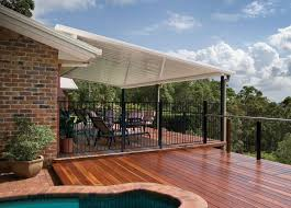 Decks With Roofs Pictures by Outback Flat Stratco