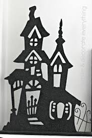 halloween images black and white orange u0026 black halloween mantel organize and decorate everything