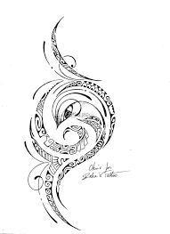 small maori leg tattoo design photo 4 real photo pictures