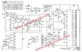 voltmeter circuit wiring diagram components