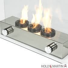 holly u0026 martin hudson portable indoor outdoor gel fireplace