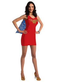 halloween costumes wonder woman wonder woman tank dress w rhinestones