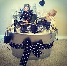 engagement gift baskets engagement gift basket grits and pearls stuff the