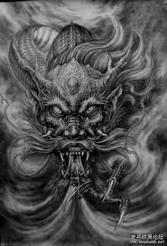 391 best dragon tattoos images on pinterest drawing tattoo and draw