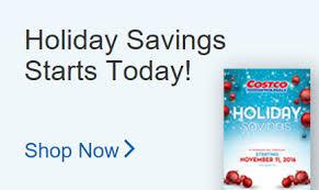 holiday coupon costco holiday coupon deals u2013 november 2016