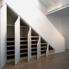 closets under the stairs kitchens pinterest storage stair