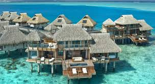 Tiki Hut On Water Vacation Welcome To Leaf Cay Resort